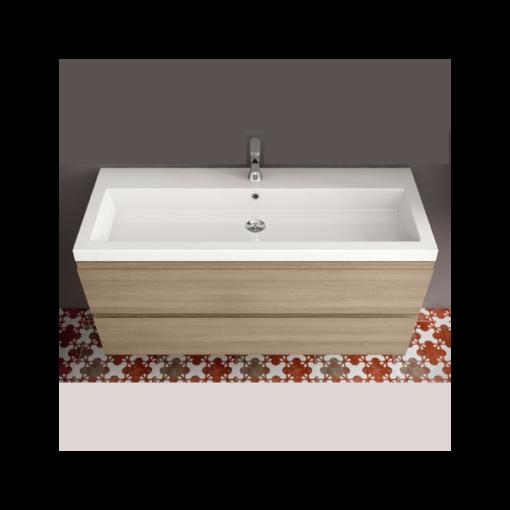 q14 meuble de salle de bain 120 cm
