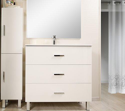 meuble de salle de bain monté carlos
