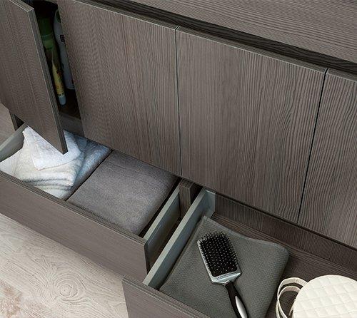tiroir meuble de salle de bain lancelo