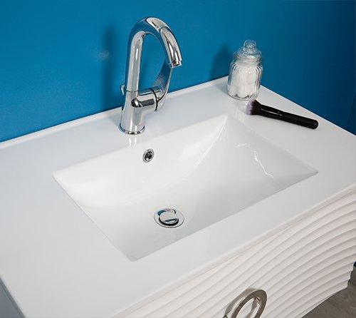 vasque meuble de salle de bain baleal