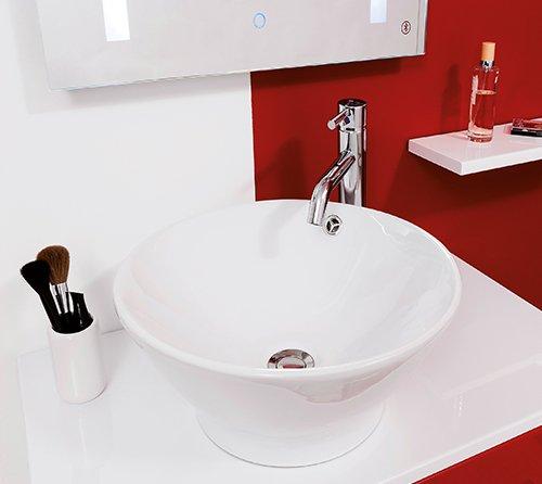 vasque meuble de salle de bain modulo