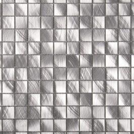Les mosaïques en aluminium