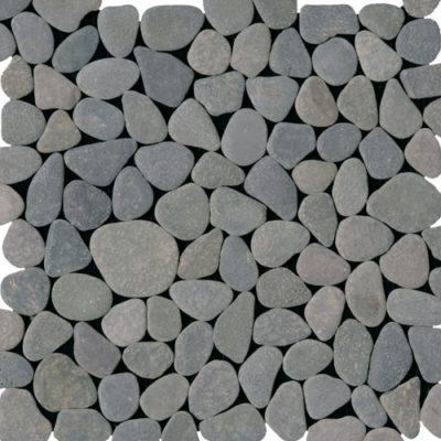 Galet gris mat autobloquant Gagr01