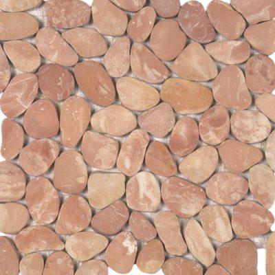 galet scie orange mat gaor01