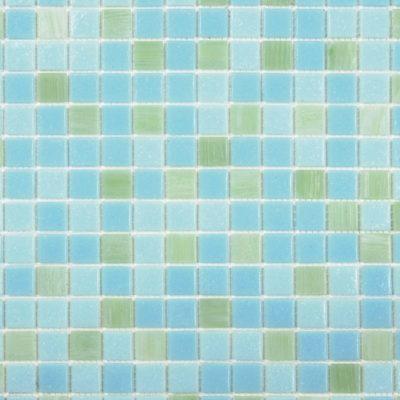 mosaïque pâte de verre Pabl02
