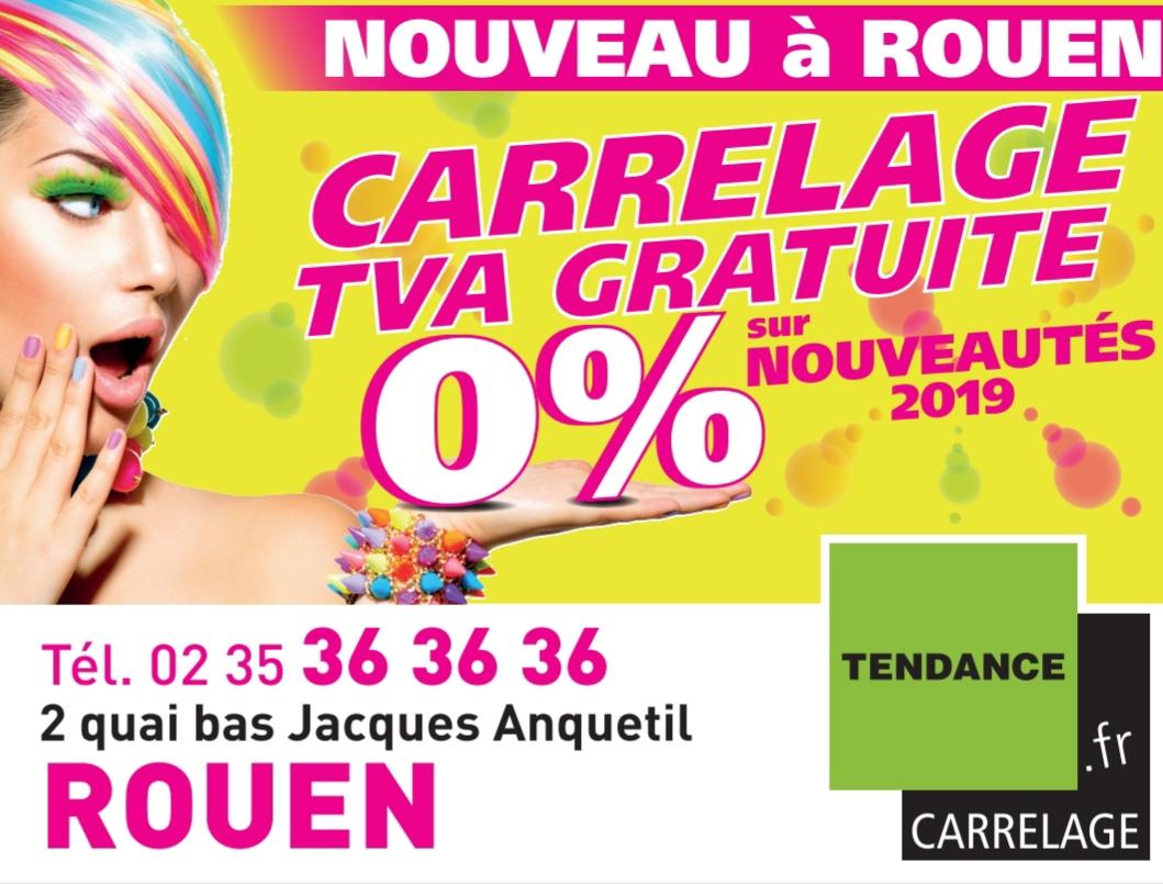 tendance carrelage Rouen