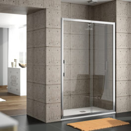parois de douche une porte clear par salgar
