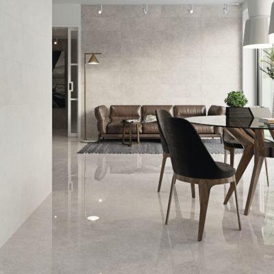 Carrelage ever aspect ciment pour intérieur par cifre ceramica