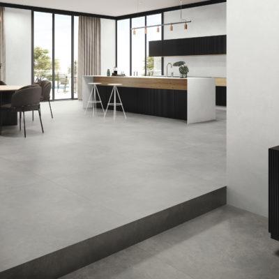 Carrelage nexus pour intérieur et extérieur aspect ciment par cifre ceramica