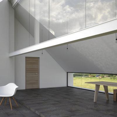 carrelage outdoor aspect pierre pour intérieur cifre ceramica
