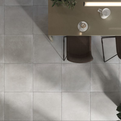 carrelage béton aspect béton pour intérieur par cifre ceramica